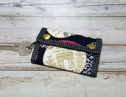 "Key Holder ""Black Eiffel"""