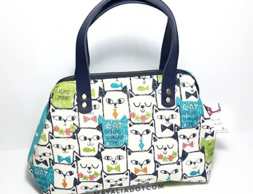 "Doha Bag ""Cats Cute"""